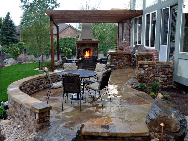 arredo giardino sassuolo salotti sdraio barbecue fontane